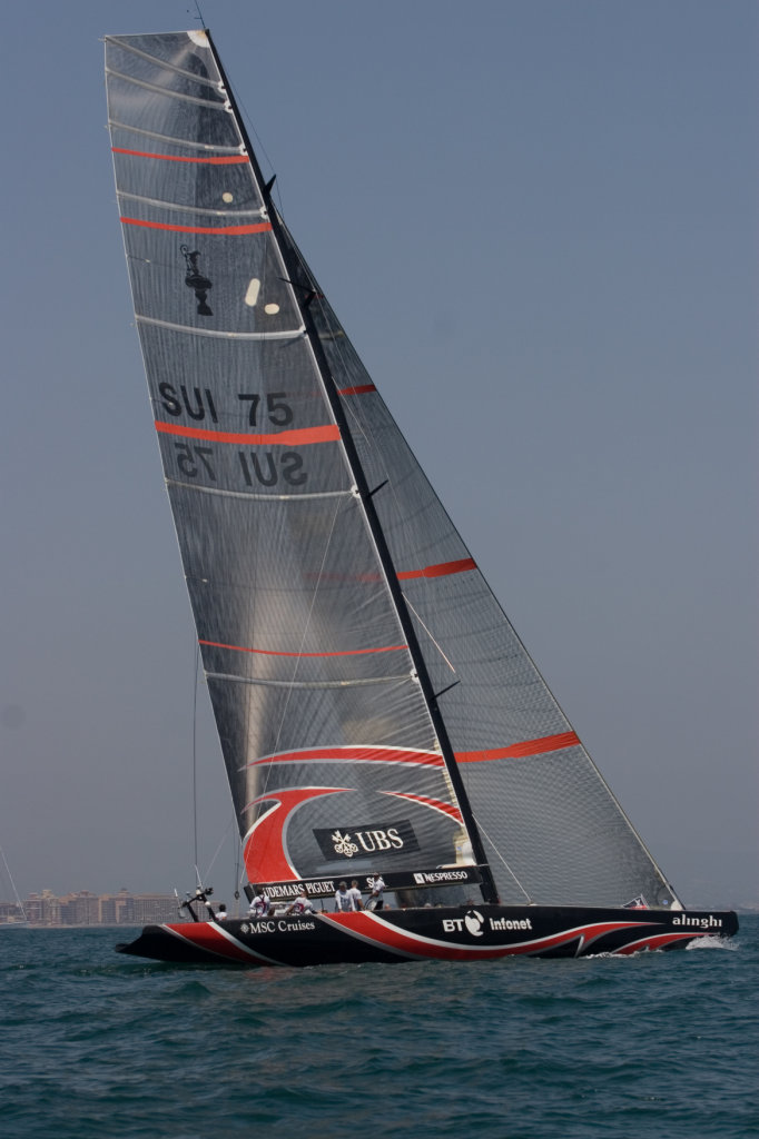 32 America's Cup
